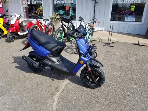 2021 ZHNG Roguestar 150cc Scooter in Forest Lake, Minnesota - Photo 1