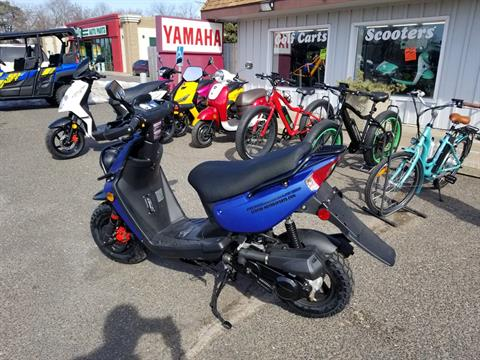 2021 ZHNG Roguestar 150cc Scooter in Forest Lake, Minnesota - Photo 6