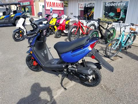 2021 ZHNG Roguestar 150cc Scooter in Forest Lake, Minnesota - Photo 7
