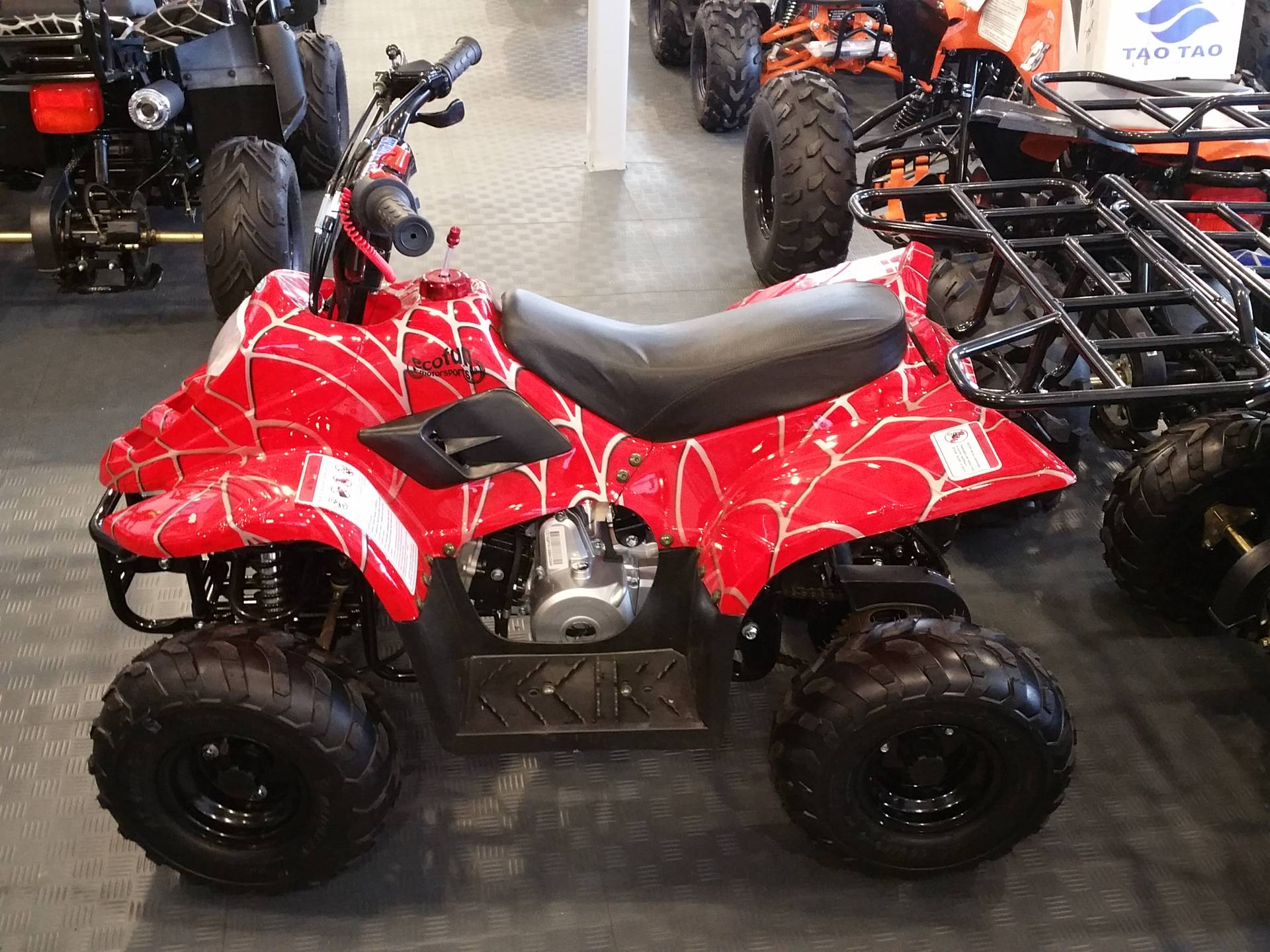 2020 Youth Scout 110cc ATV in Forest Lake, Minnesota - Photo 3