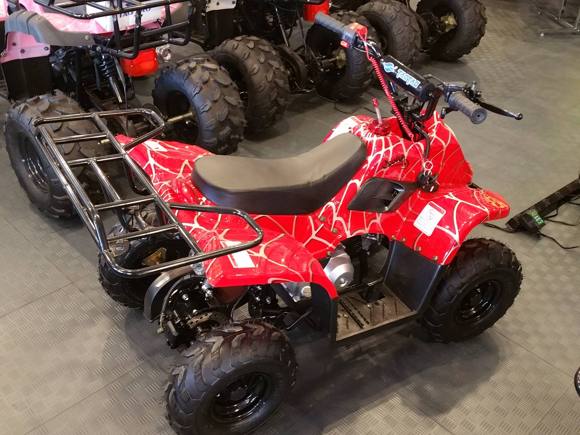 2020 Youth Scout 110cc ATV in Forest Lake, Minnesota - Photo 6