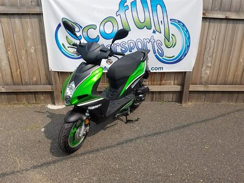 2021 YNGF Scorch 50 Scooter in Forest Lake, Minnesota - Photo 2