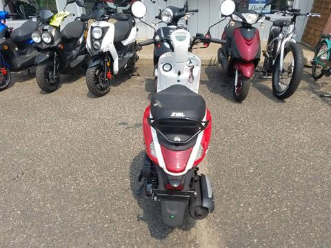 2021 SYM Mio 49cc Scooter in Forest Lake, Minnesota - Photo 23