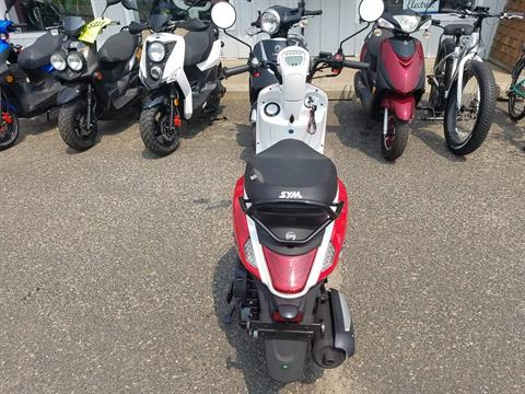 2021 SYM Mio 49cc Scooter in Forest Lake, Minnesota - Photo 25