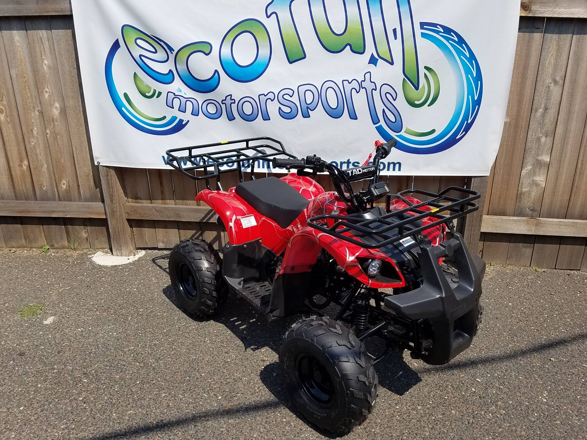 2020 Youth Trooper 125cc ATV in Forest Lake, Minnesota - Photo 2