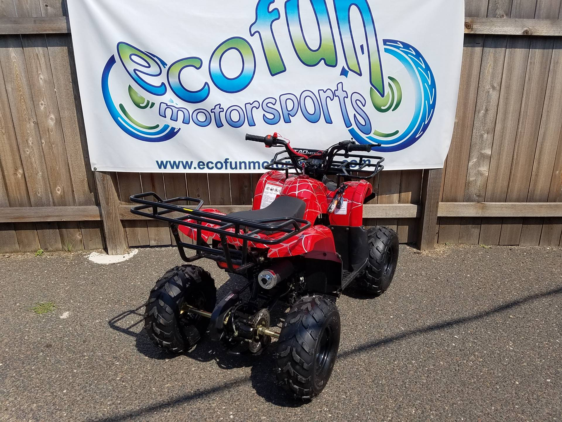 2020 Youth Trooper 125cc ATV in Forest Lake, Minnesota - Photo 15