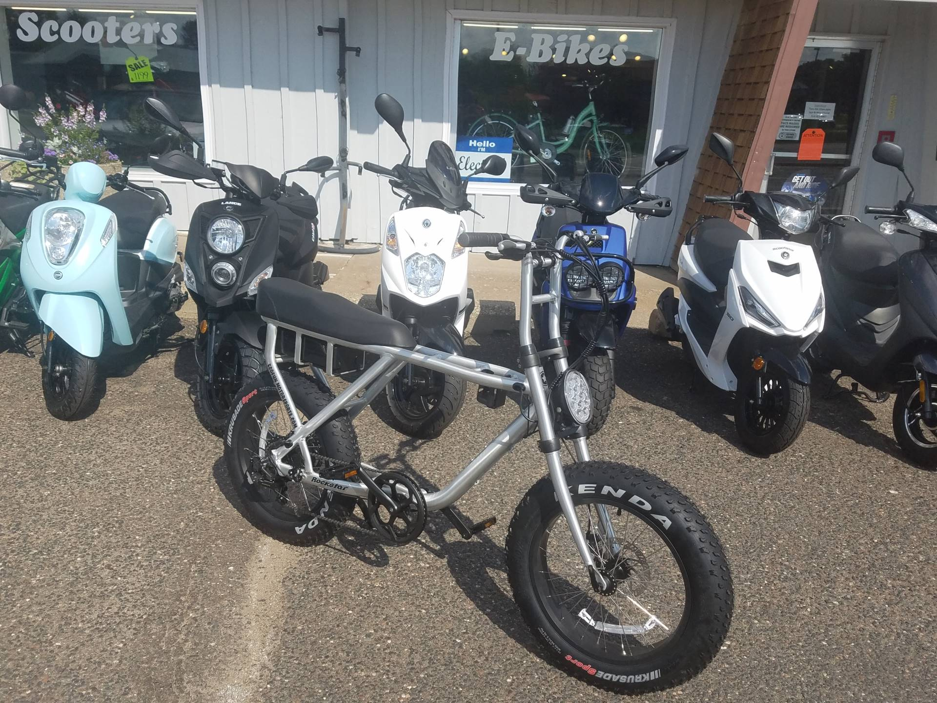 Scootstar Rockstar Electric Bike in Forest Lake, Minnesota - Photo 1