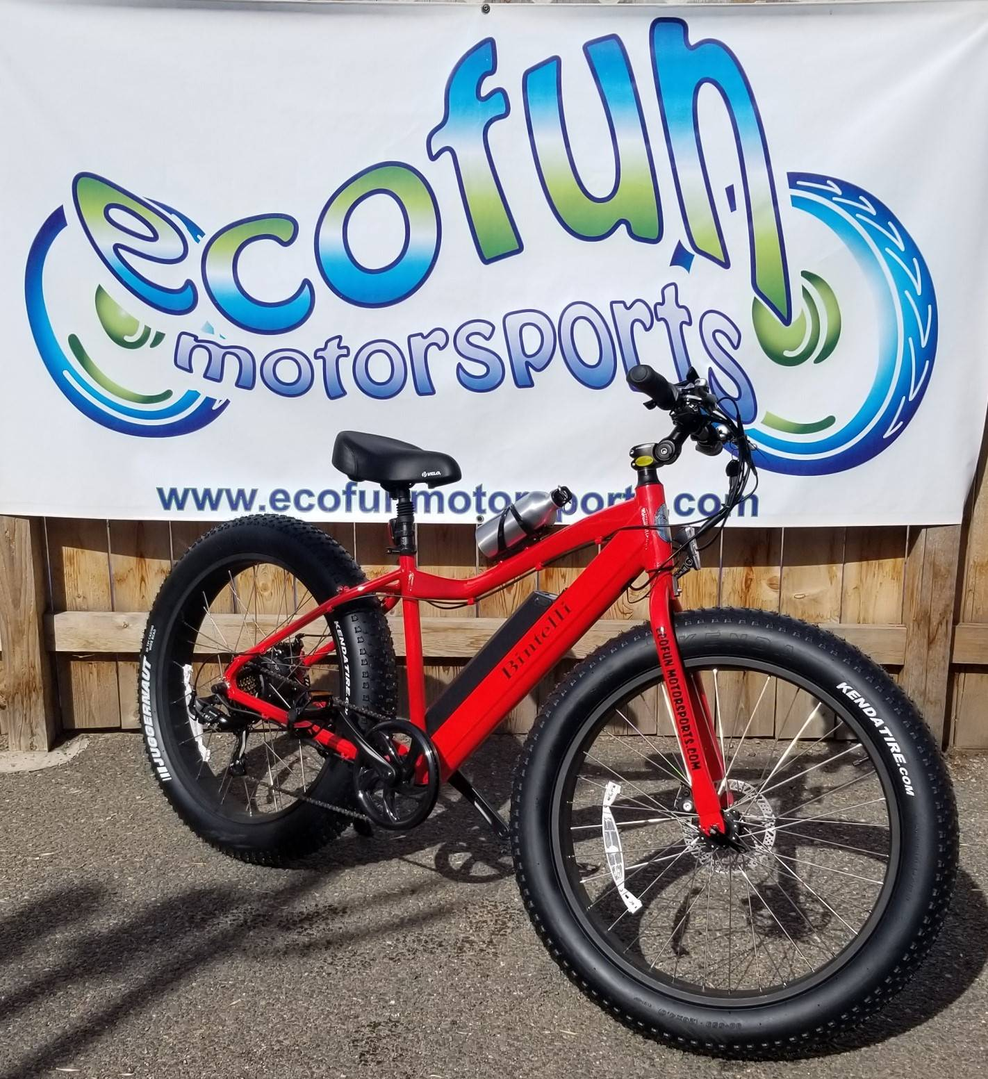 Bintelli  M1 Fat Tire Electric Bicycle in Forest Lake, Minnesota - Photo 12