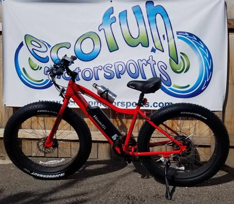Bintelli  M1 Fat Tire Electric Bicycle in Forest Lake, Minnesota - Photo 14