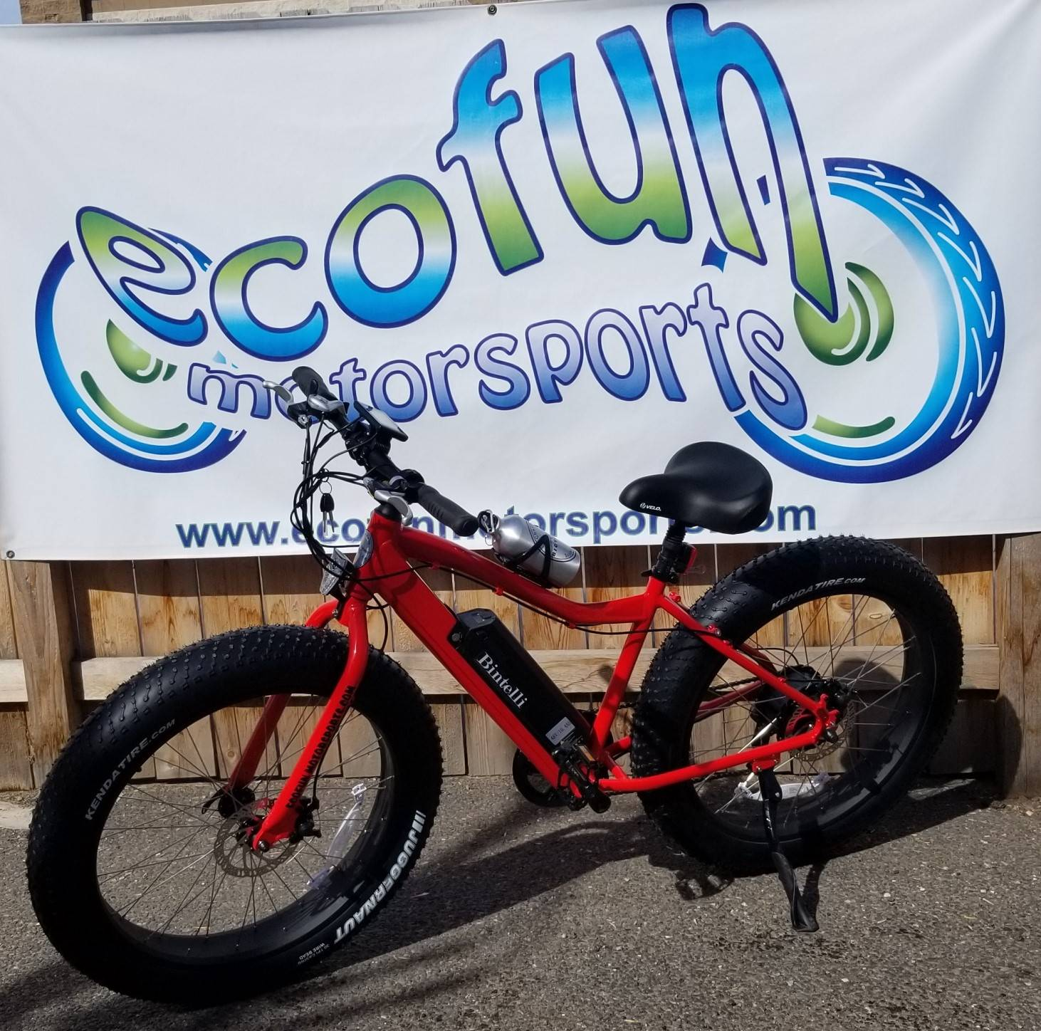 Bintelli  M1 Fat Tire Electric Bicycle in Forest Lake, Minnesota - Photo 2