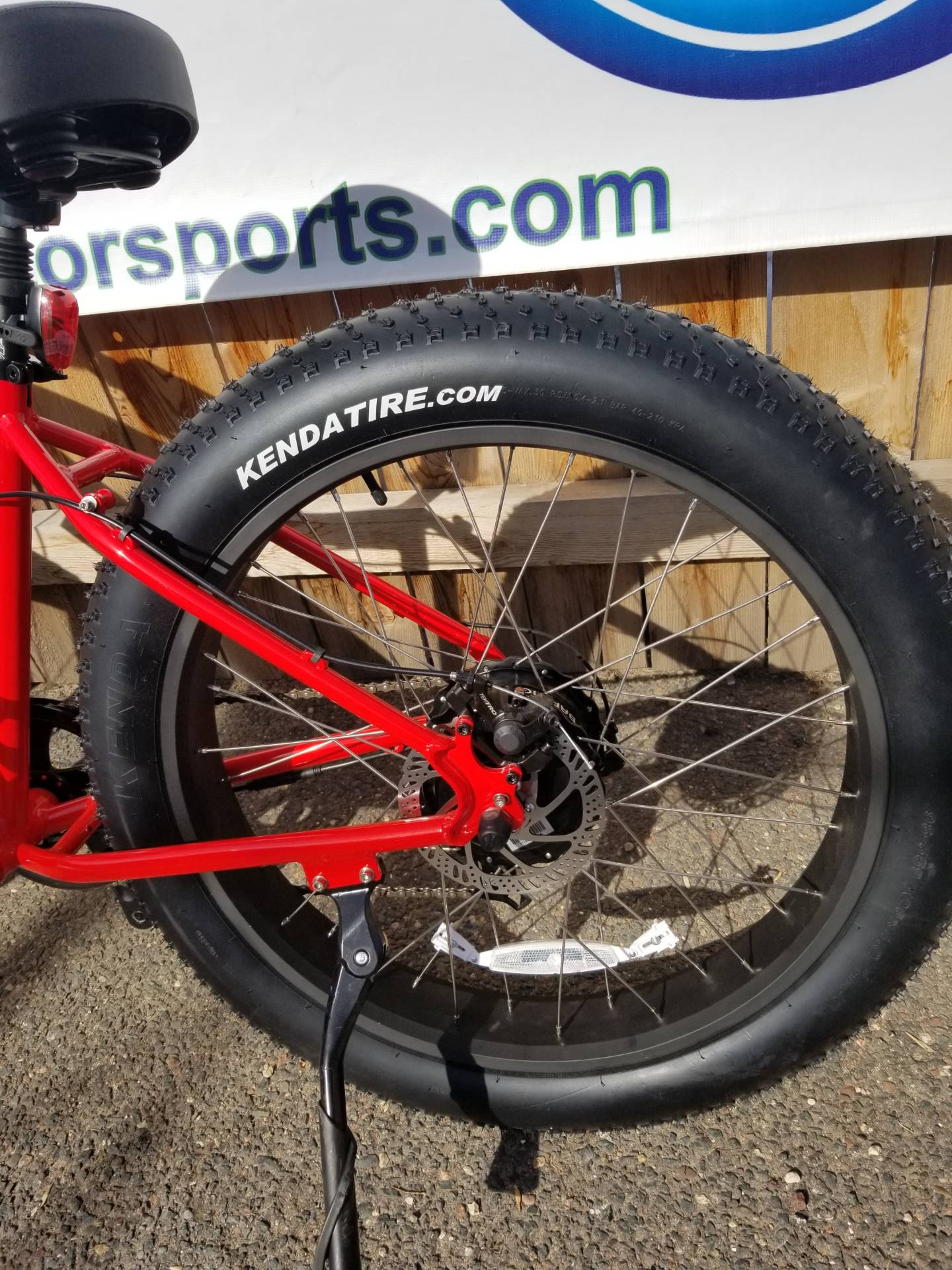 Bintelli  M1 Fat Tire Electric Bicycle in Forest Lake, Minnesota - Photo 7