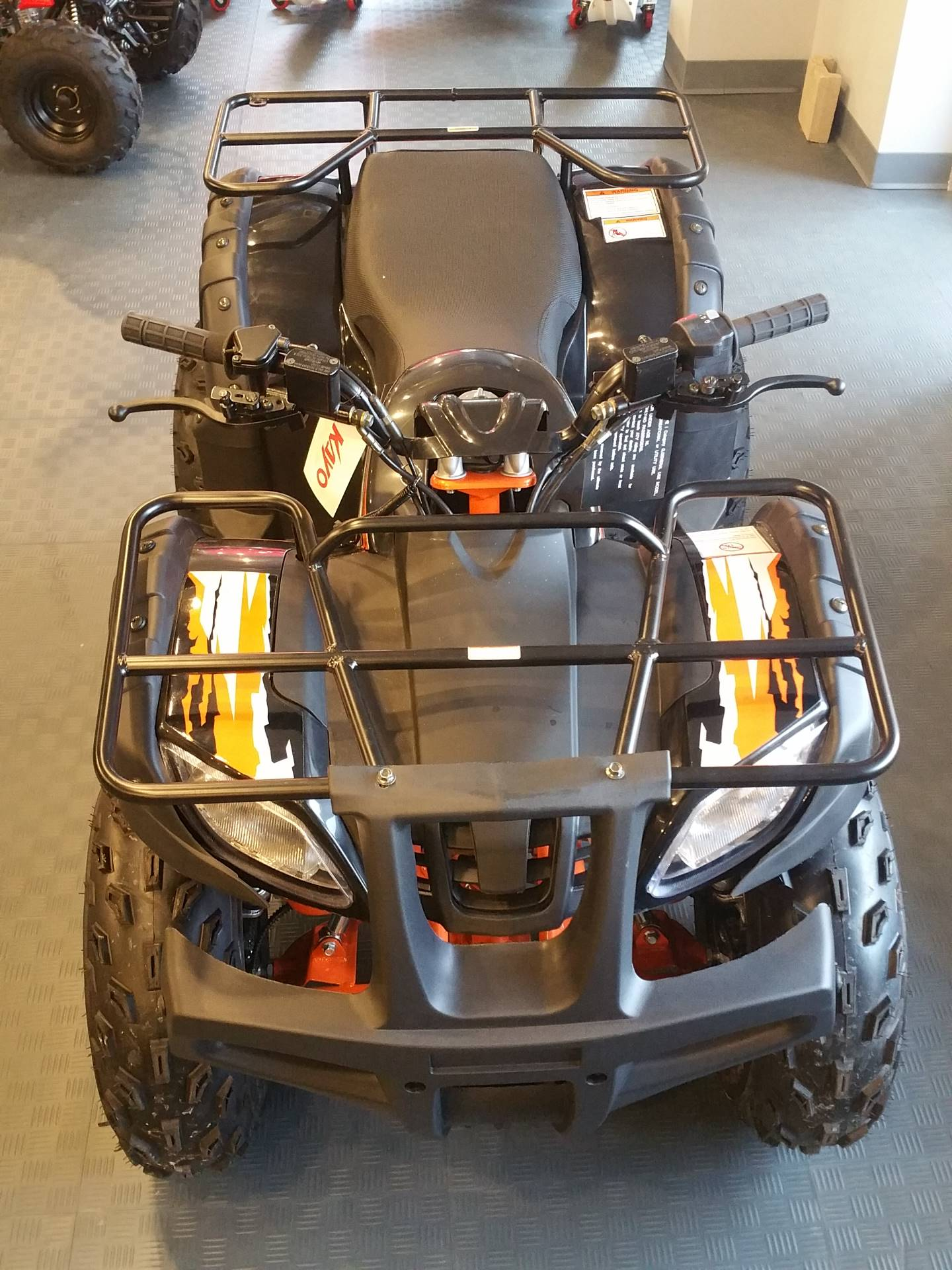 2019 Kayo USA Bull 150 ATV in Forest Lake, Minnesota - Photo 7
