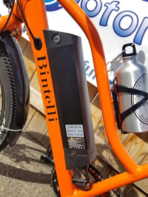 Bintelli  B1 Electric Bicycle in Forest Lake, Minnesota - Photo 12