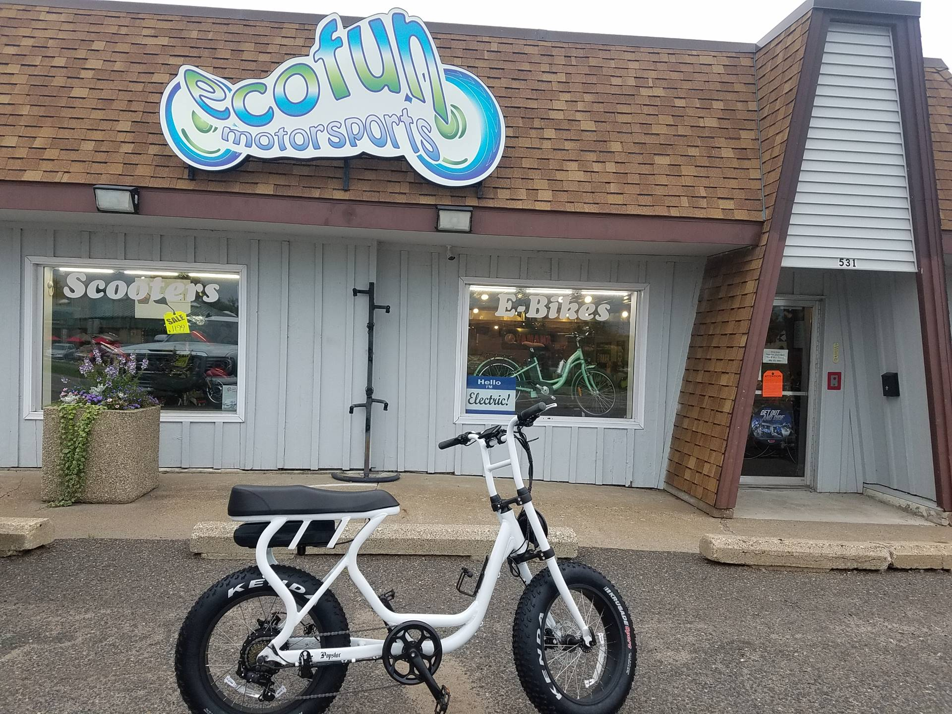 Scootstar Popstar Electric Bike in Forest Lake, Minnesota - Photo 3