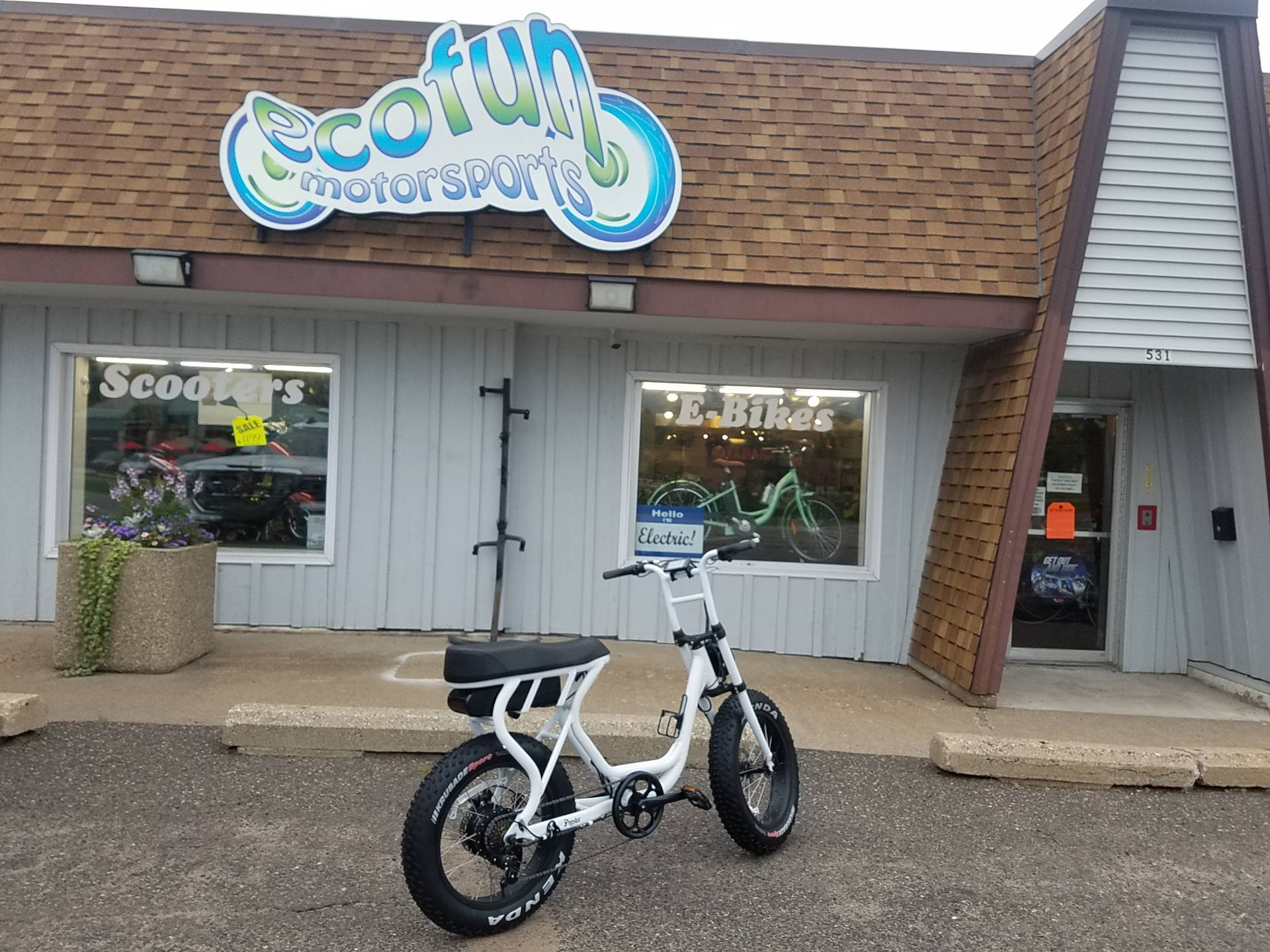 Scootstar Popstar Electric Bike in Forest Lake, Minnesota - Photo 11