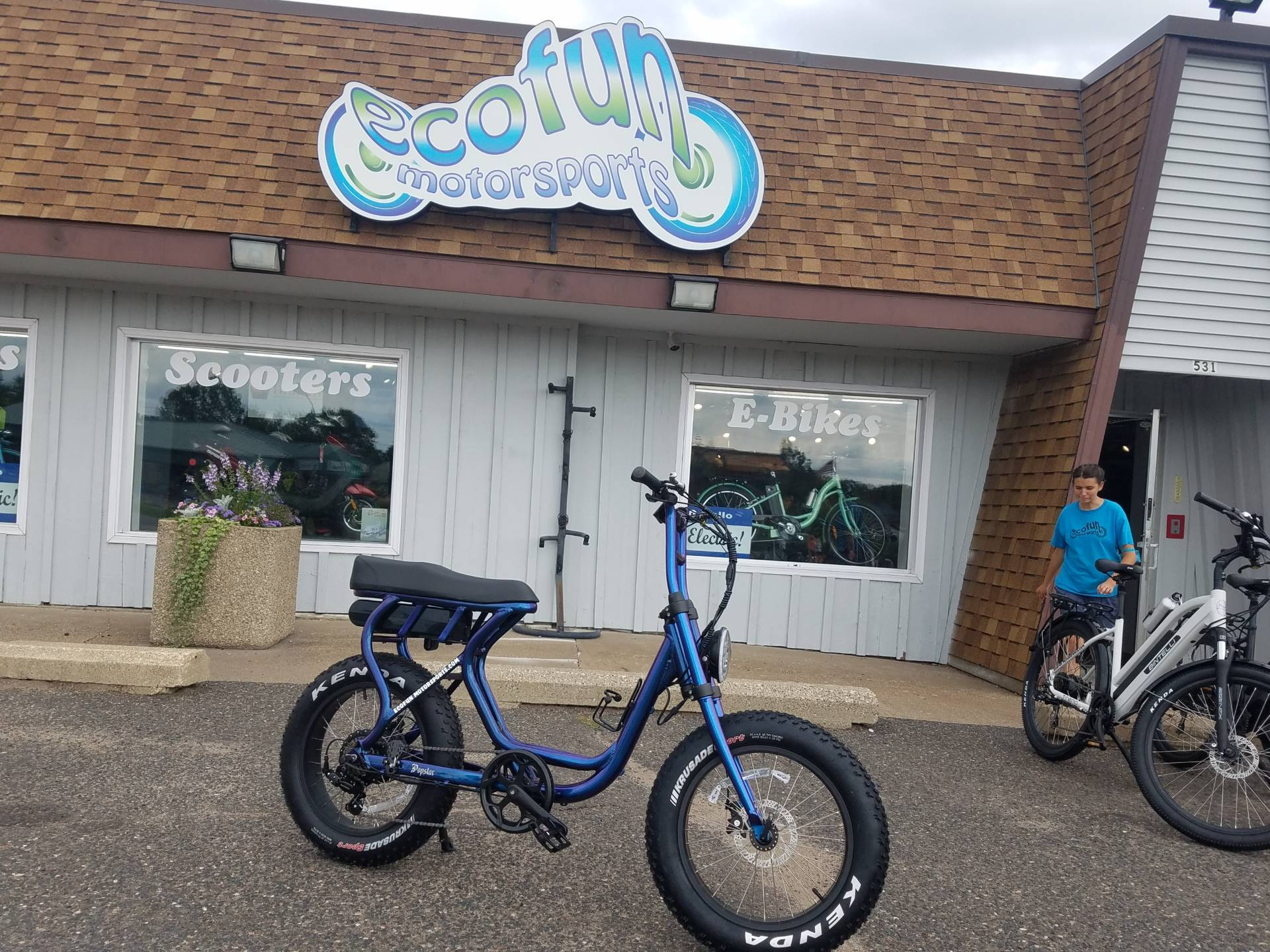 Scootstar Popstar Electric Bike in Forest Lake, Minnesota - Photo 8