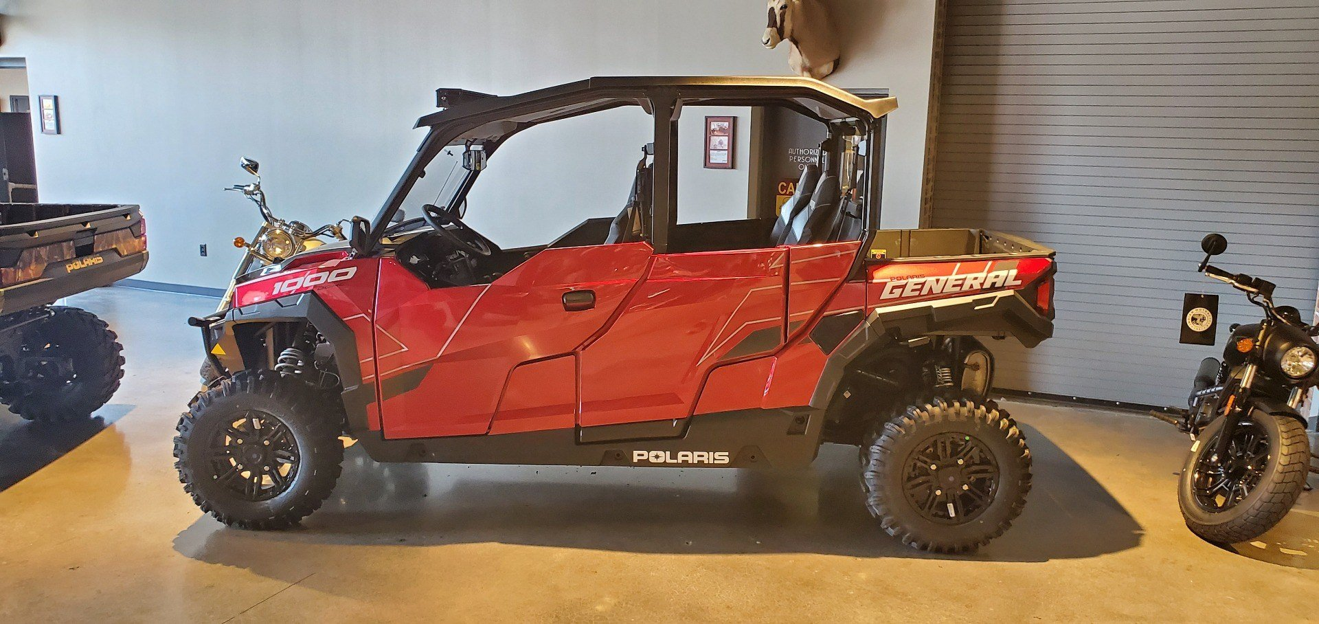 2020 Polaris General 4 1000 Deluxe in Bristol, Virginia - Photo 4