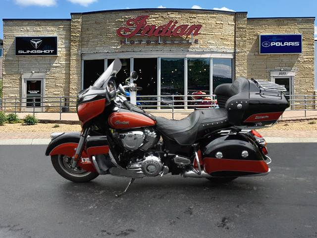 2015 Indian Roadmaster™ in Bristol, Virginia