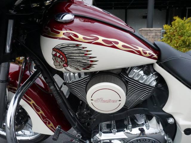 2015 Indian Chieftain® in Bristol, Virginia