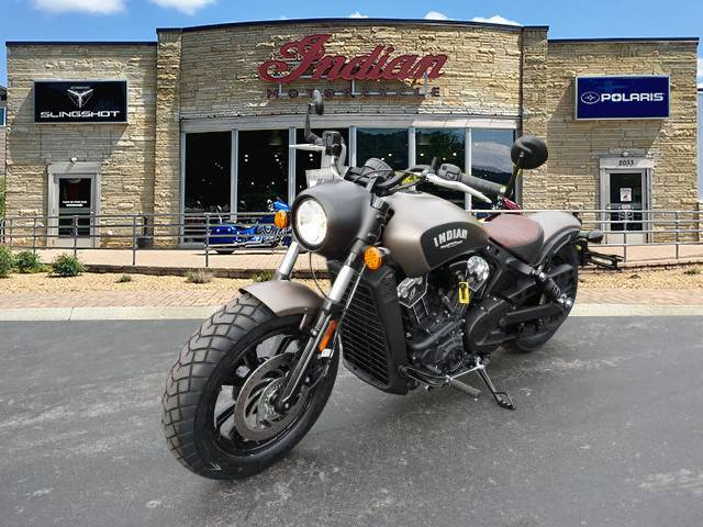 2019 Indian Scout® Bobber ABS in Bristol, Virginia