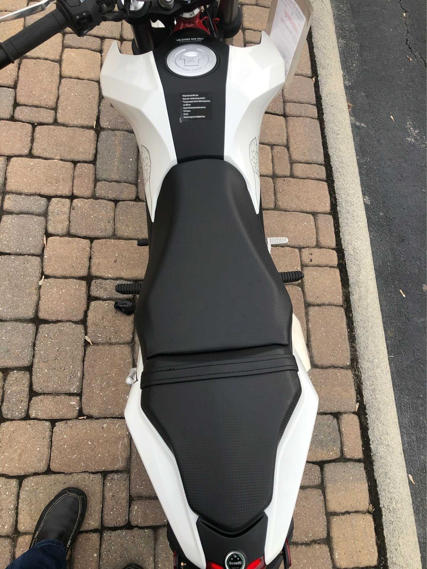 2020 Benelli TNT135 in Bristol, Virginia - Photo 6