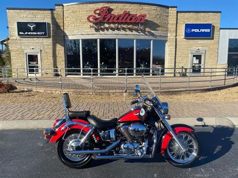2000 Honda Shadow Ace 750 in Bristol, Virginia - Photo 1