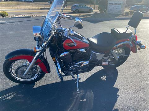 2000 Honda Shadow Ace 750 in Bristol, Virginia - Photo 4