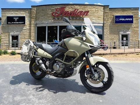 2011 Suzuki V-Strom 650 ABS in Bristol, Virginia - Photo 1