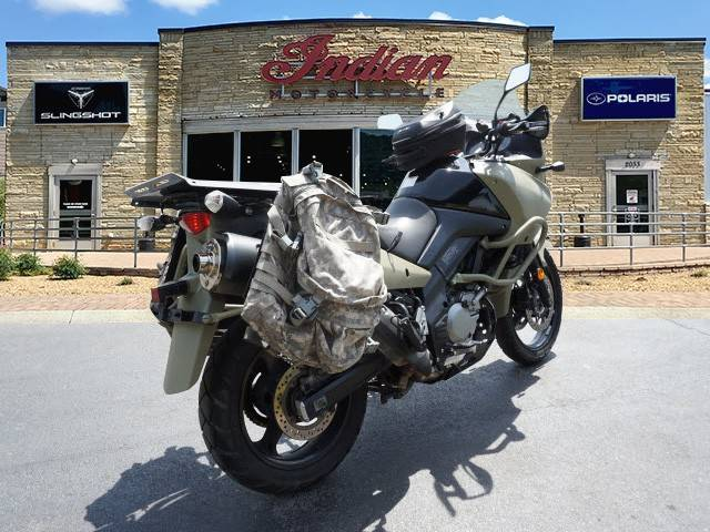 2011 Suzuki V-Strom 650 ABS in Bristol, Virginia - Photo 3