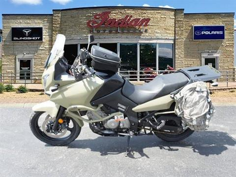 2011 Suzuki V-Strom 650 ABS in Bristol, Virginia - Photo 5