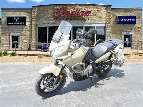 2011 Suzuki V-Strom 650 ABS in Bristol, Virginia - Photo 6