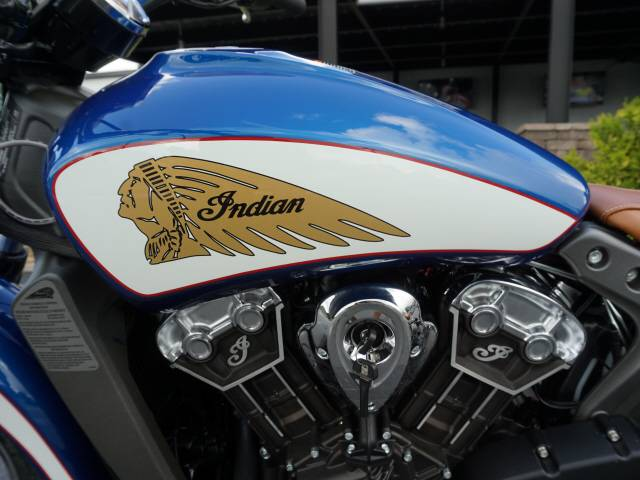 2018 Indian Scout ABS 7