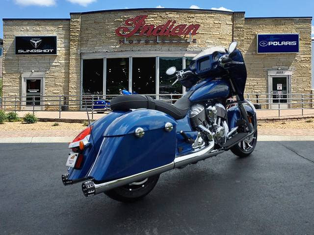 2018 Indian Chieftain® Limited ABS in Bristol, Virginia
