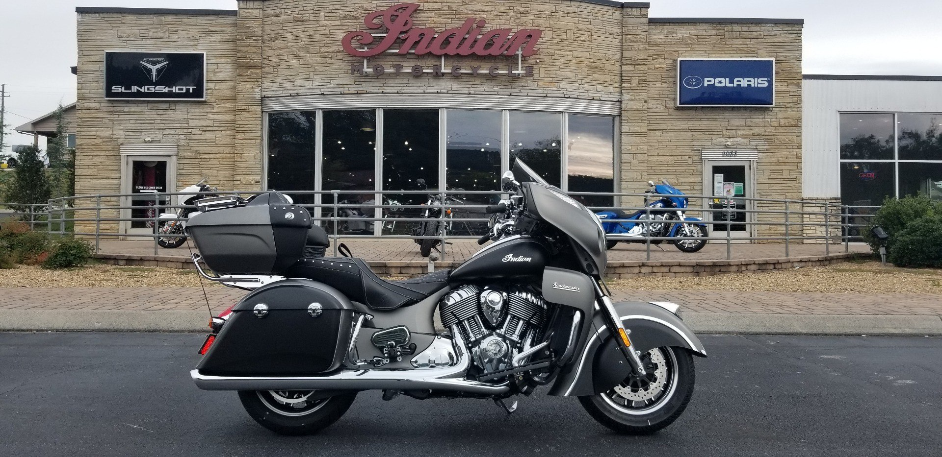 2020 Indian Roadmaster® in Bristol, Virginia - Photo 1
