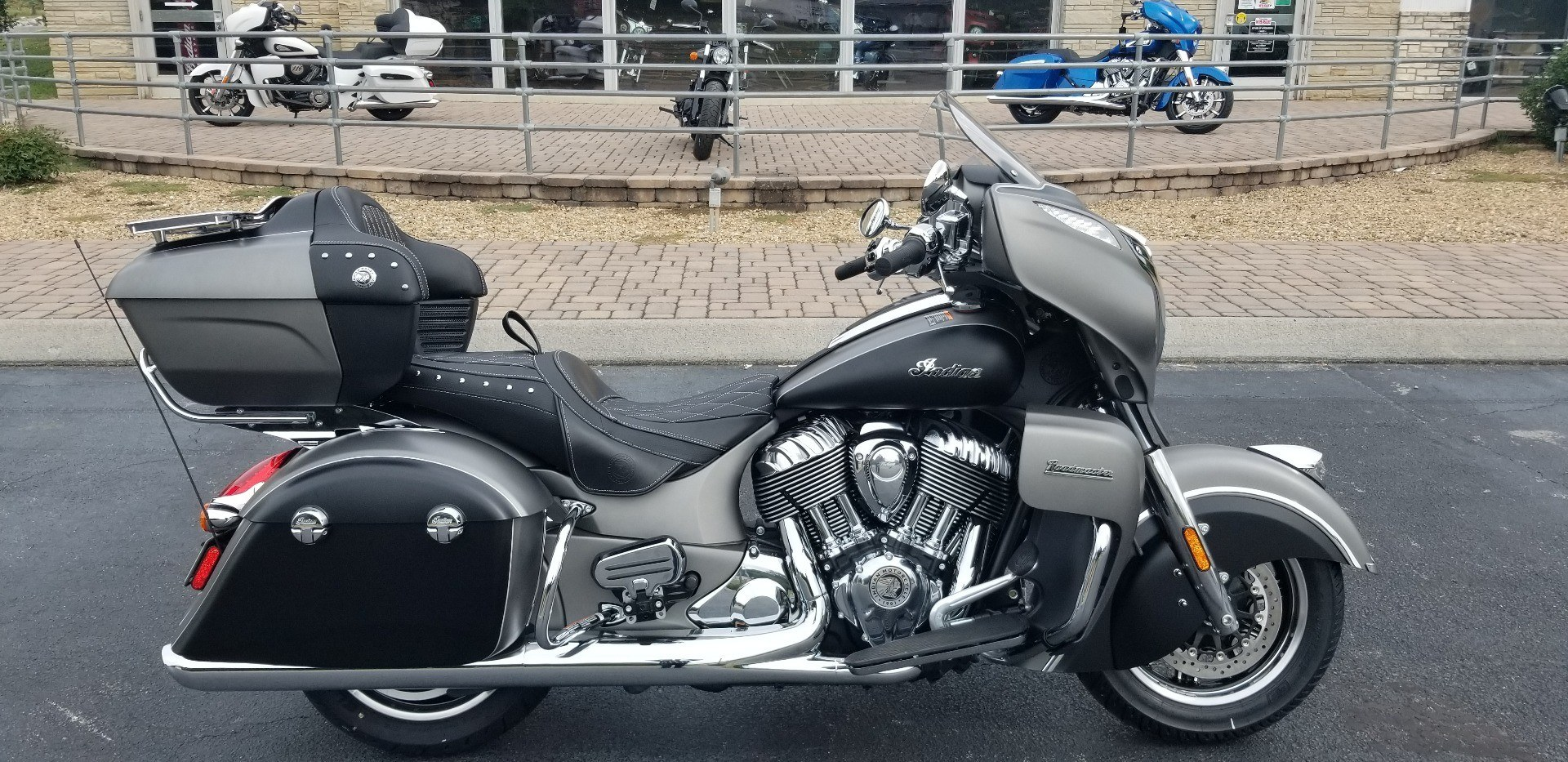 2020 Indian Roadmaster® in Bristol, Virginia - Photo 2