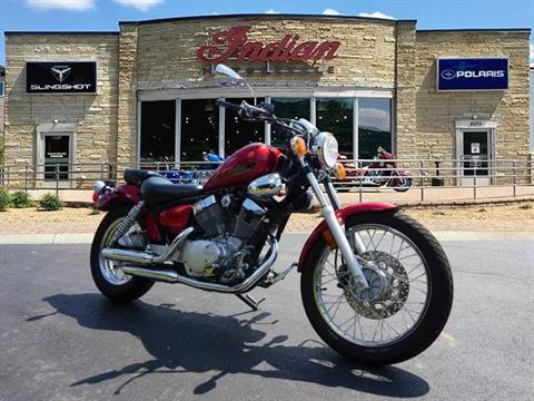 2014 Yamaha V Star 250 in Bristol, Virginia - Photo 1