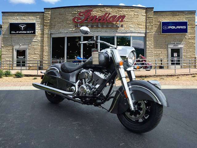 2018 Indian Chief® ABS in Bristol, Virginia - Photo 1