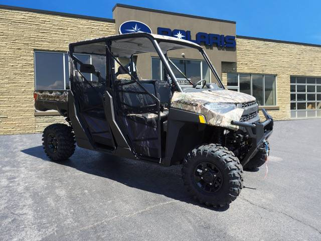 2019 Polaris Ranger Crew XP 1000 EPS Premium in Bristol, Virginia