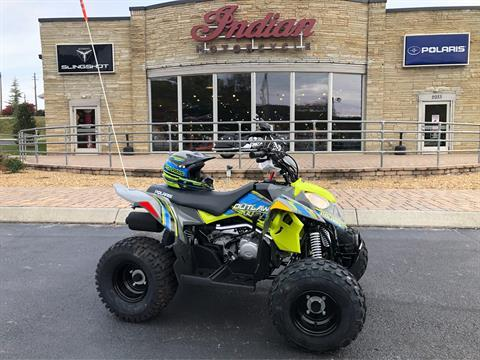 2020 Polaris Outlaw 110 in Bristol, Virginia - Photo 1