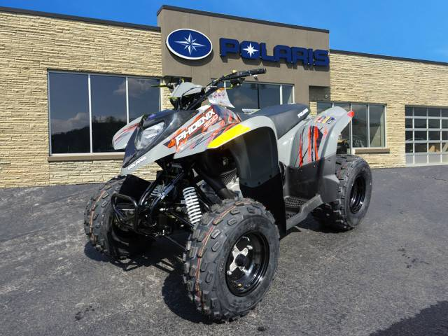 2018 Polaris Phoenix 200 in Bristol, Virginia - Photo 6