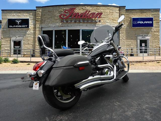 2011 Yamaha V Star 950 Tourer in Bristol, Virginia