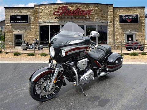 2018 Indian Chieftain® Limited ABS in Bristol, Virginia - Photo 6