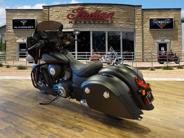2018 Indian Chieftain Dark Horse® ABS in Bristol, Virginia