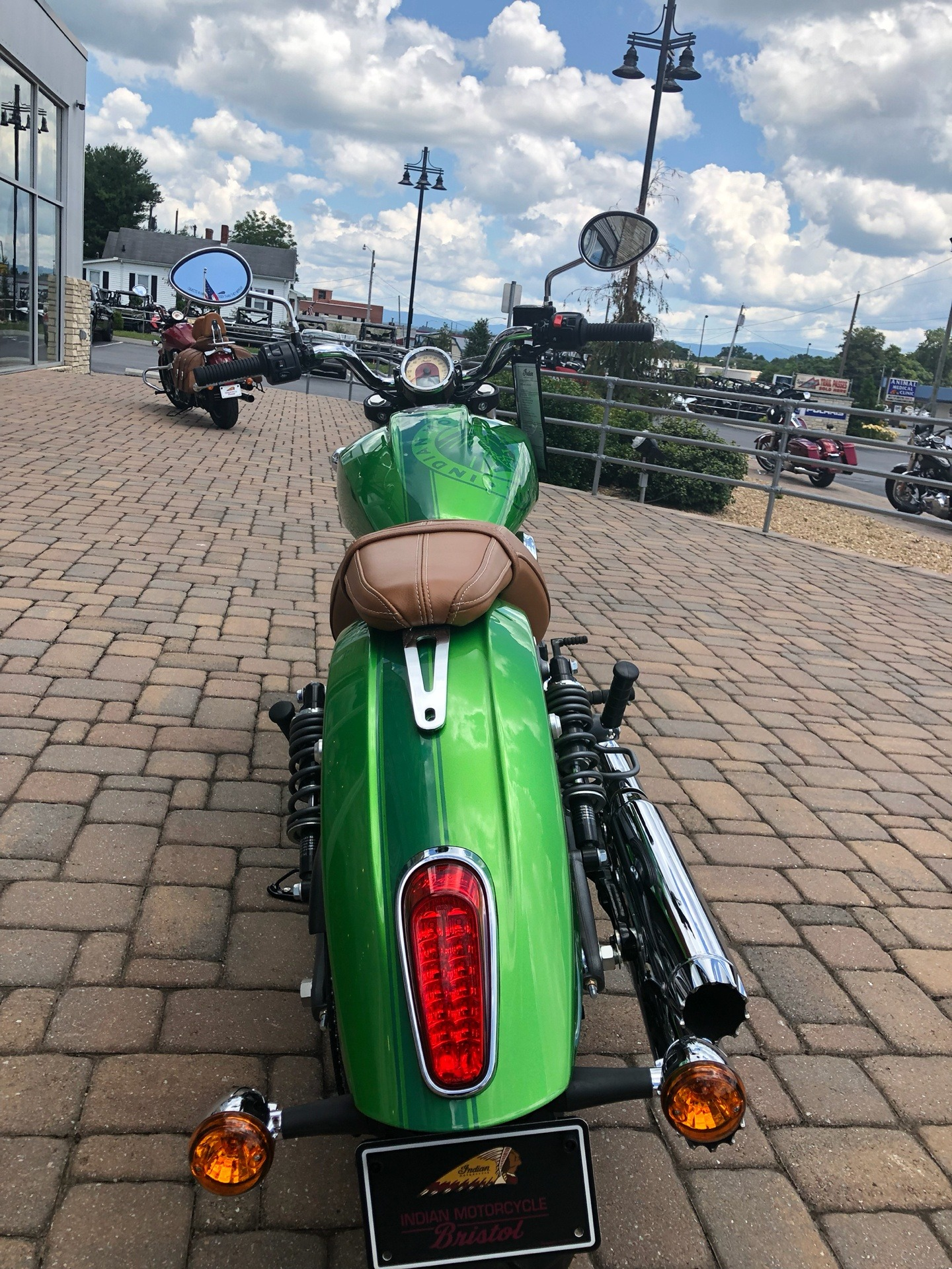 2018 Indian Scout® ABS Icon Series in Bristol, Virginia - Photo 2