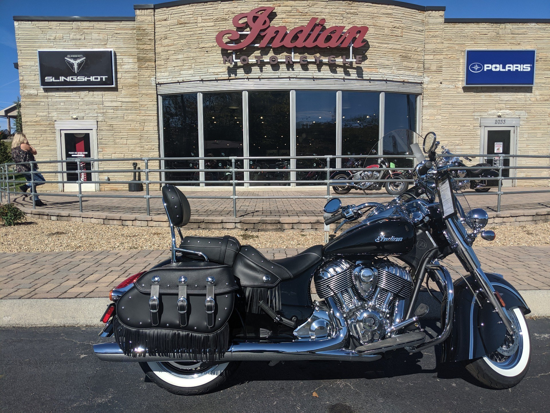 2019 Indian Chief® Vintage ABS in Bristol, Virginia - Photo 1