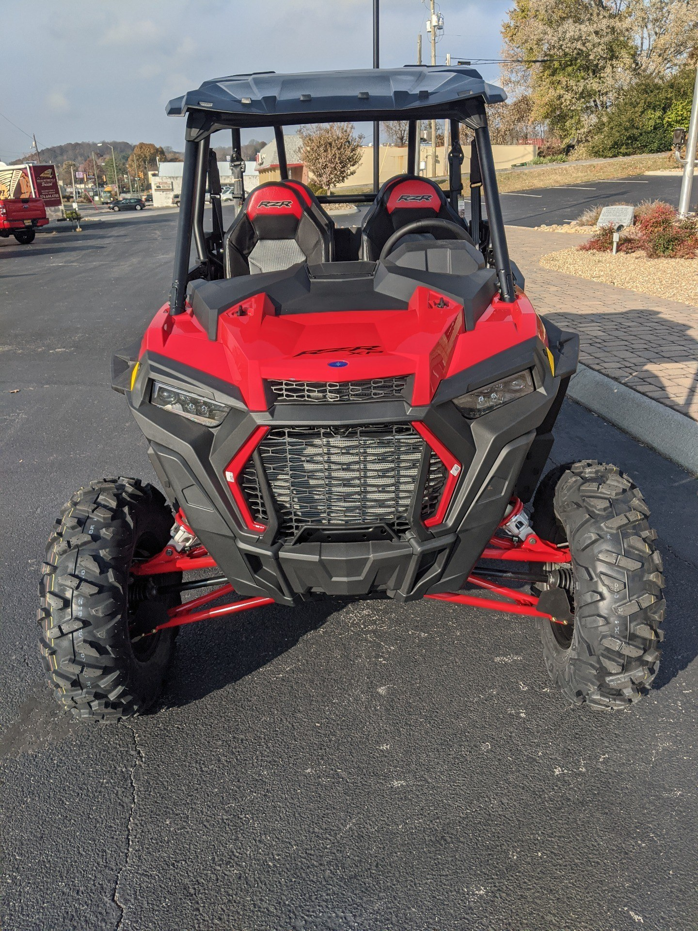 2020 Polaris RZR XP 4 Turbo in Bristol, Virginia - Photo 5