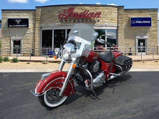 2014 Indian Chief® Vintage in Bristol, Virginia