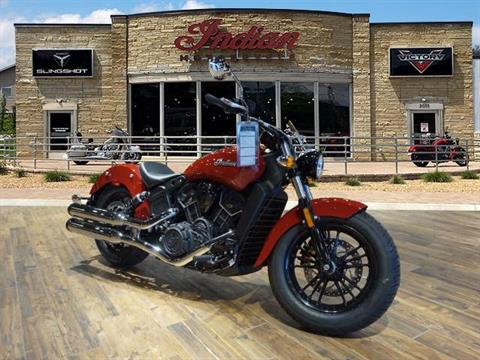 2018 Indian Scout® Sixty ABS in Bristol, Virginia