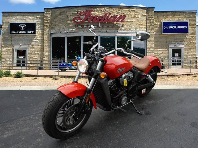 2016 Indian Scout™ in Bristol, Virginia