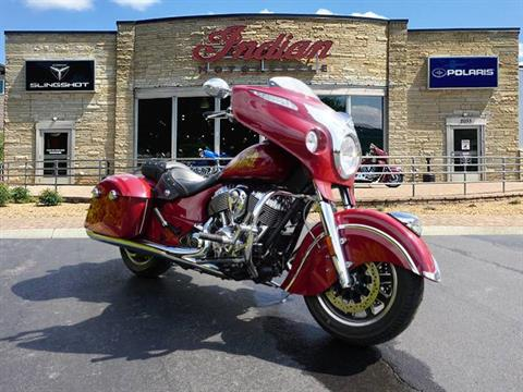 2018 Indian Chieftain® Classic in Bristol, Virginia - Photo 1